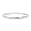 "Diamond ""Twist"" Bangle"