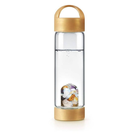 LIMITED EDITION Liquid Gold Gem Water Loop