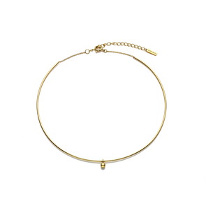 Orbit Solid Choker