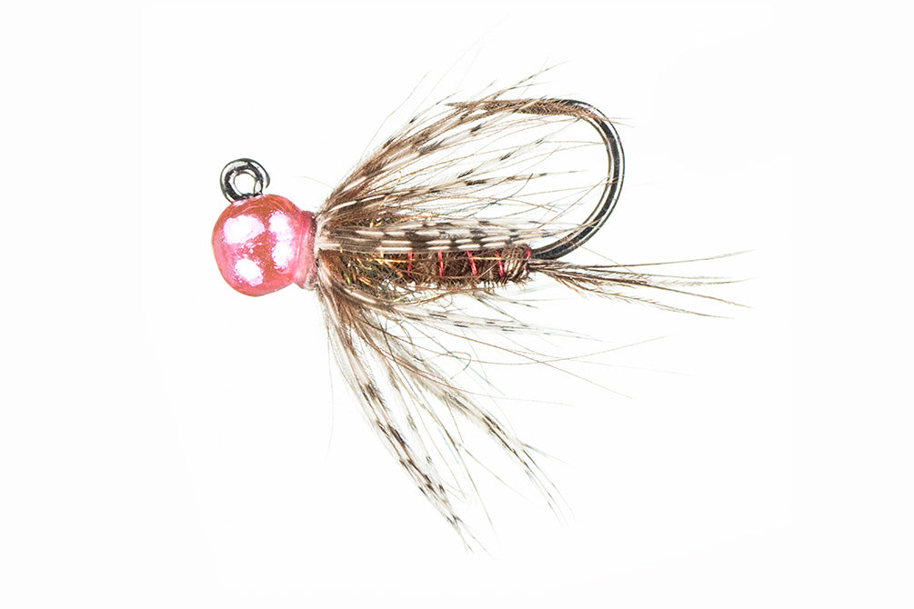 Brillon's Lucent PT Jig Pink
