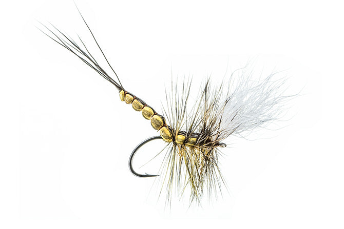 McCoy's Brown Drake Boondoggle Spinner