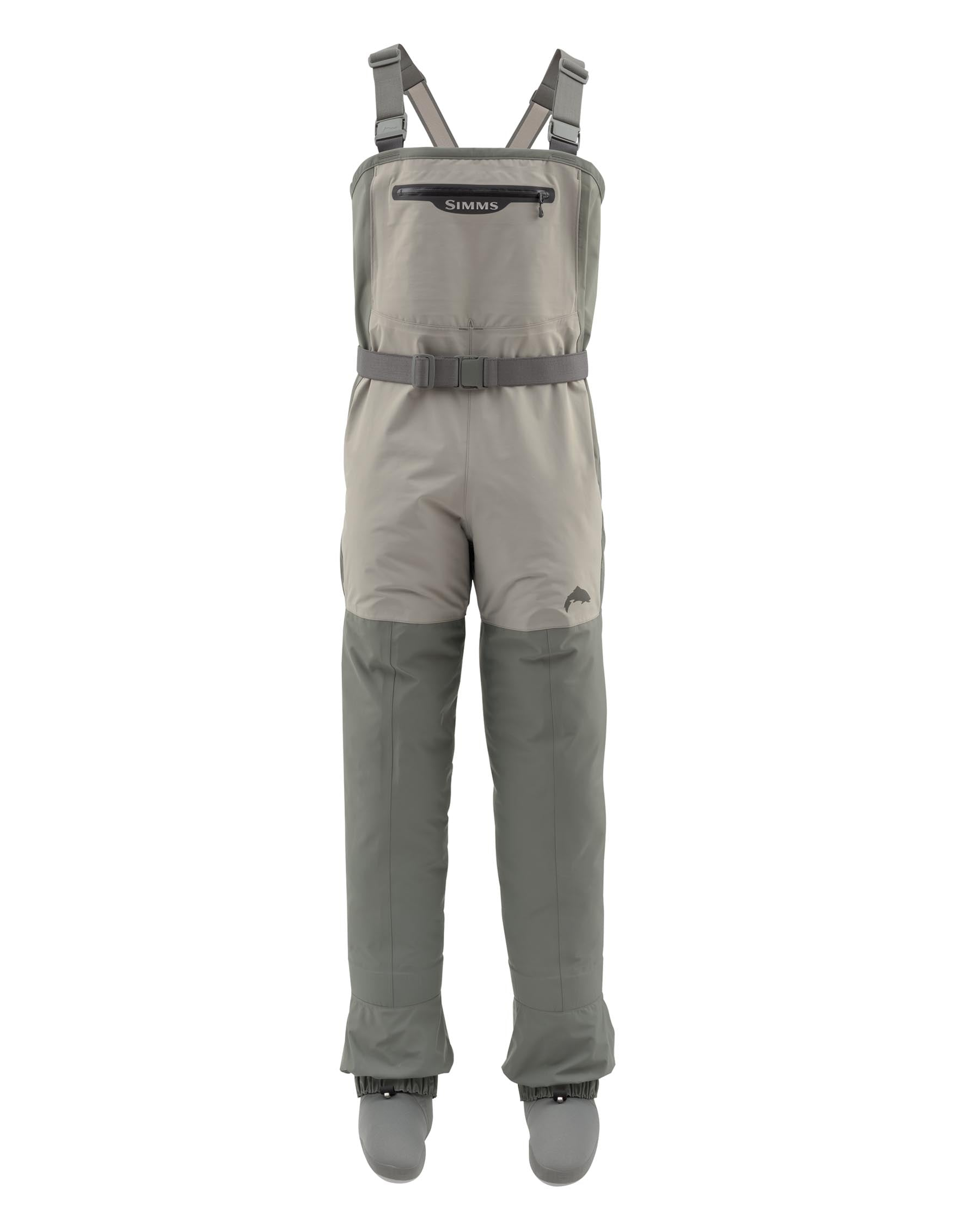 Simms Women's Freestone Stockingfoot Waders Striker Grey