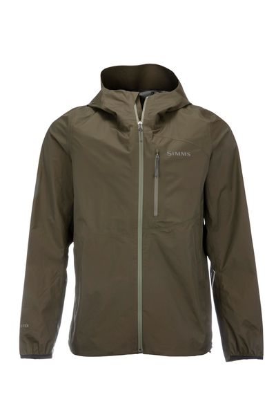 Simms Flyweight Shell Jacket Dark Stone