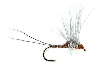 Sheets' Quill Stacker Rust