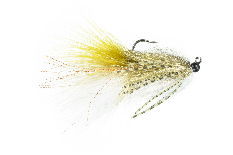 Jig Sparkle Yummy Fly Sculpin