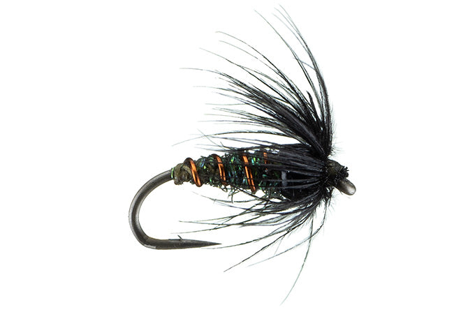Bead Head Soft Hackle Olive