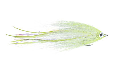 Stryker's Hollow Bunker Chartreuse/White
