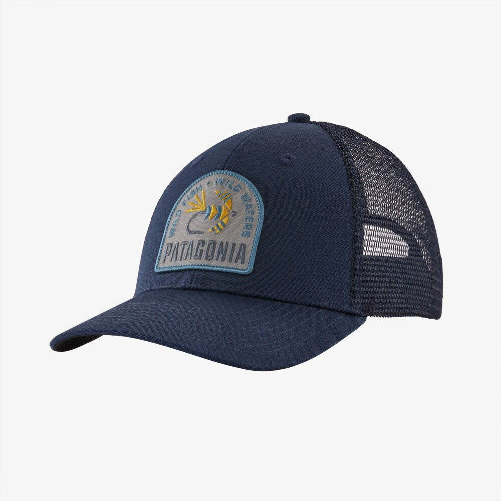 Patagonia Soft Hackle LoPro Trucker Hat - New Navy