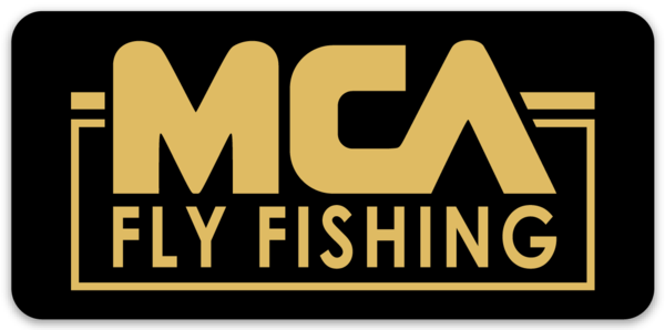 Motor City Anglers MCA Logo Sticker