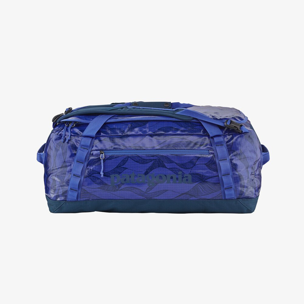 Patagonia Black Hole Duffel 55L Hello Waves: Float Blue