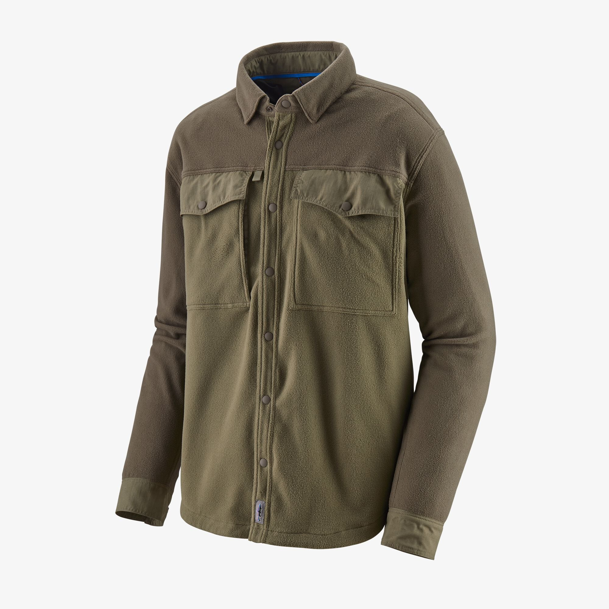 Patagonia Long Sleeved Early Rise Snap Shirt