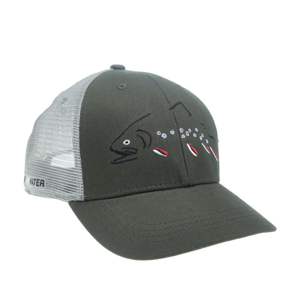 Rep Your Water Minimalist Brookie 2.0 Hat