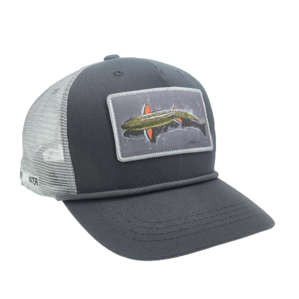 Rep Your Water Shallow Water Native Brookie Hat
