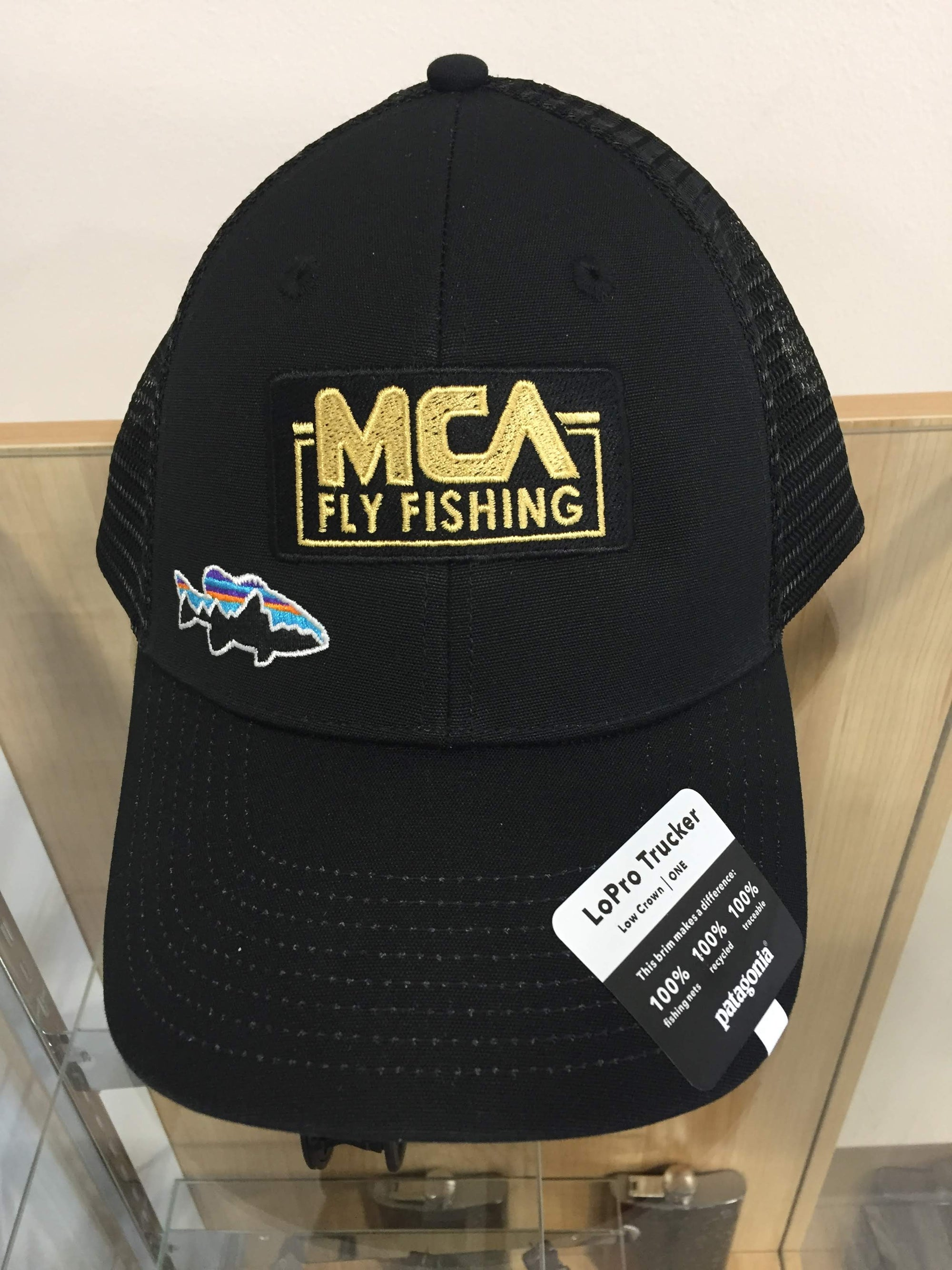 MCA Small Fitz Roy Fish LoPro Trucker Hat