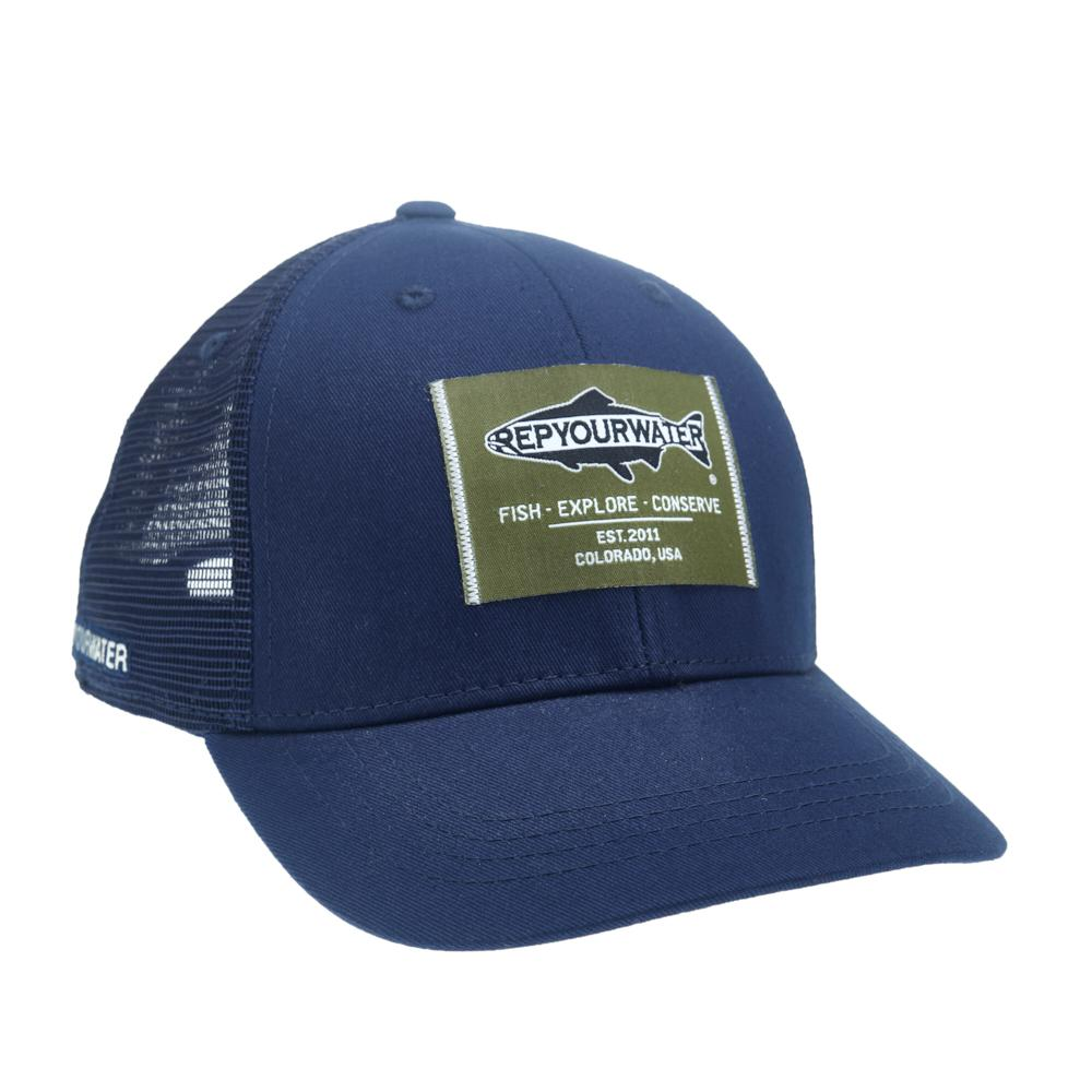 Rep Your Water Established 2011 Hat