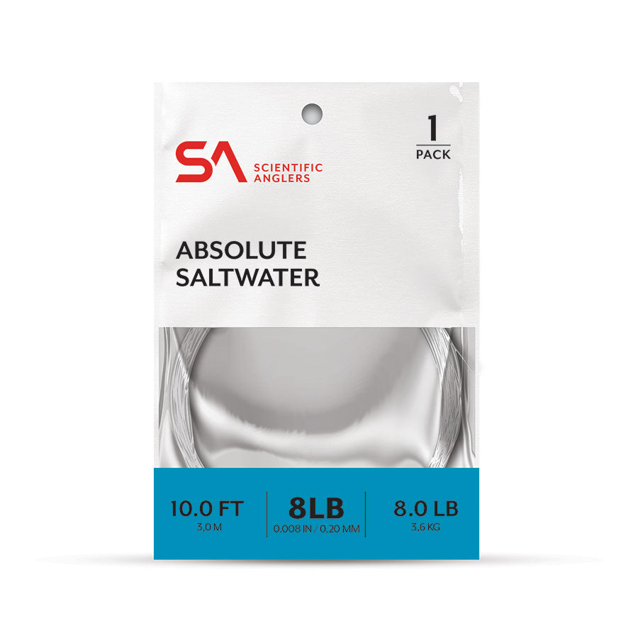 Scientific Anglers Absolute Saltwater Leaderes