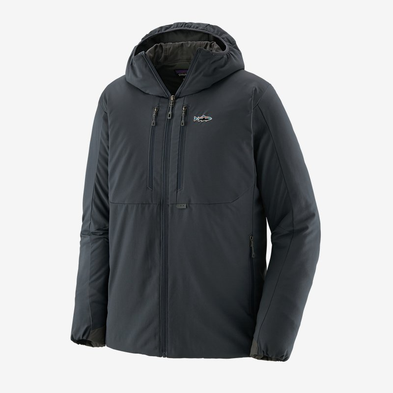 Patagonia Tough Puff Hoody Smolder Blue