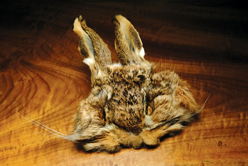 Hareline Natural Hare's Mask