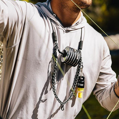 Loon Outdoors Neckvest Lanyard Unloaded
