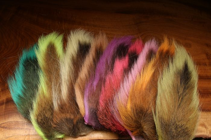 Hareline Pastel Northern Bucktail