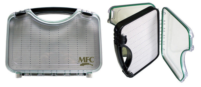 MFC Large Foam Clear Fly Case
