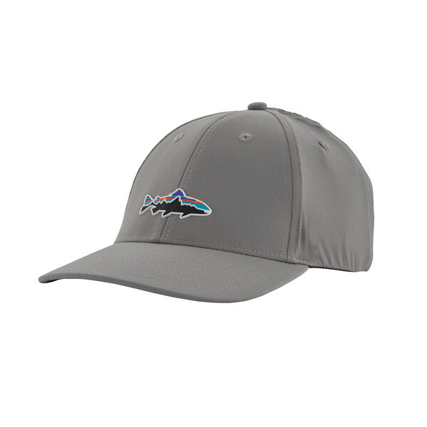 Patagonia Fitz Roy Trout Channel Watcher Cap Feather Grey