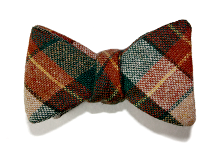 Tasty Ties - Irish Coffee Custom Bow Tie From The Cocktail Collection