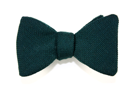 Tasty Ties - Mint Julep Custom Bow Tie From The Cocktail Collection