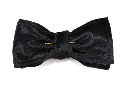 Tasty Ties - Moonshine Custom Bow Tie From The Cocktail Collection