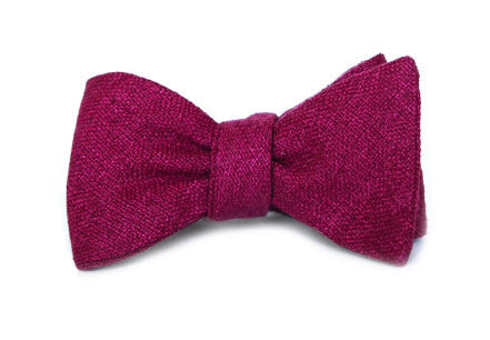 Tasty Ties Pantone 7621 Bow Tie