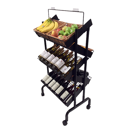 Multi-purpose Floor Z Rack