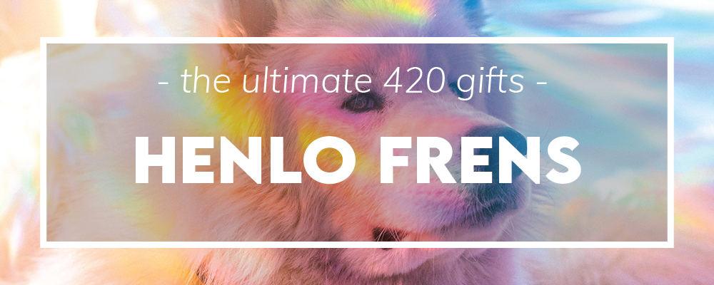 The Ultimate 420 Gift Guide For Doggos