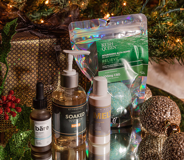 Shop The Ultimate Daily Wellness CBD Gift Set