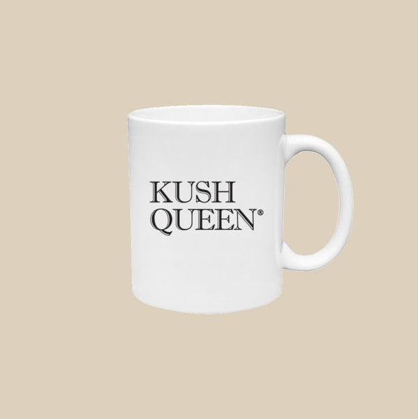 KQ Shop Merchandise Kush Queen Coffee Mug