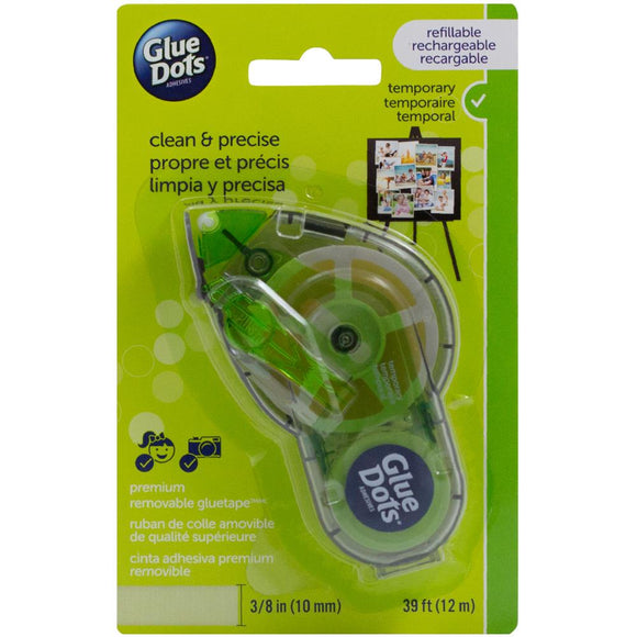 40901 Glue Dots Removable Tape Runner