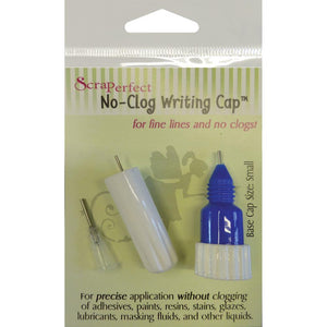 ScraPerfect No-Clog Writing Cap - Small