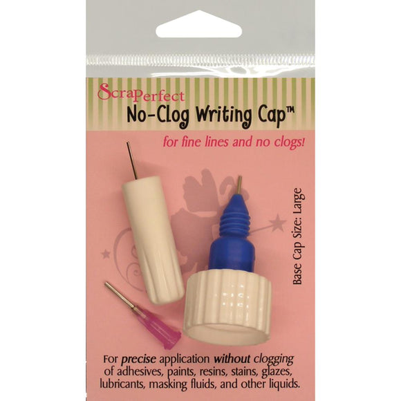 ScraPerfect No-Clog Writing Cap - Large