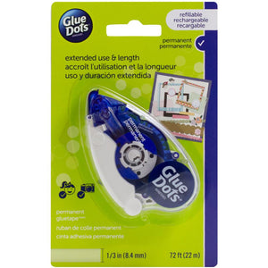 41601 Glue Dots  Permanent Tape Runner