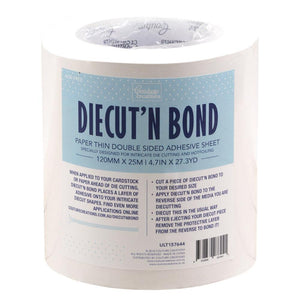 Ultimate Crafts Diecut'N Bond Double-Sided Tape