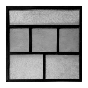 "Foundations Decor Magnetic Shadow Box 12""X12"" Black"