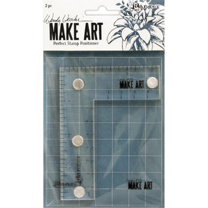 WVA69119  Make Art Perfect Stamp Positioner Set