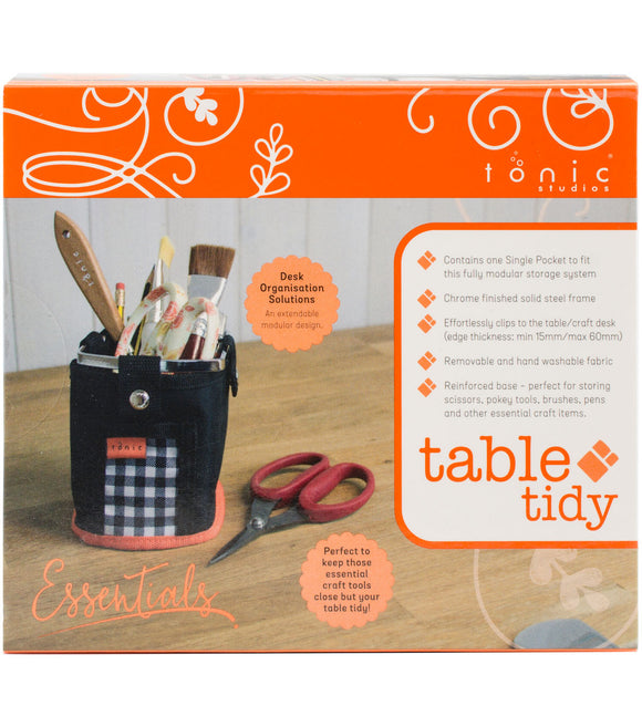 Tonic Studios Table Tidy Single Pocket