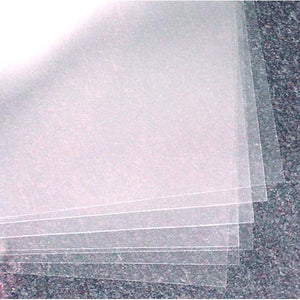 Clear Acetate - 5 sheets pack