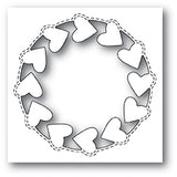 2005 Roundabout Heart craft die