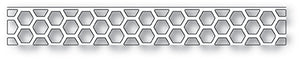 2038 Big Hexagon Border Layer craft die