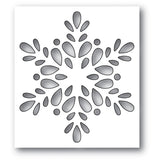 2094 Seed Snowflake Collage craft die