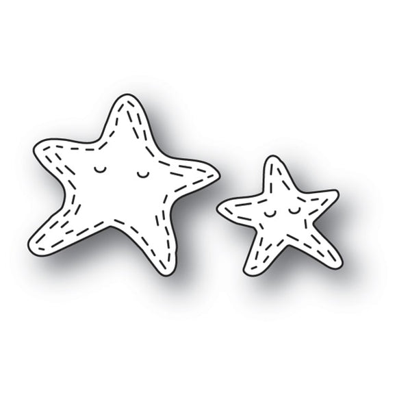 2214 Whittle Starfish craft die