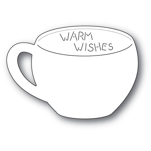 2254 Warm Wishes Gift Card Cup