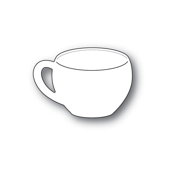2257 Classic Coffee Cup craft die