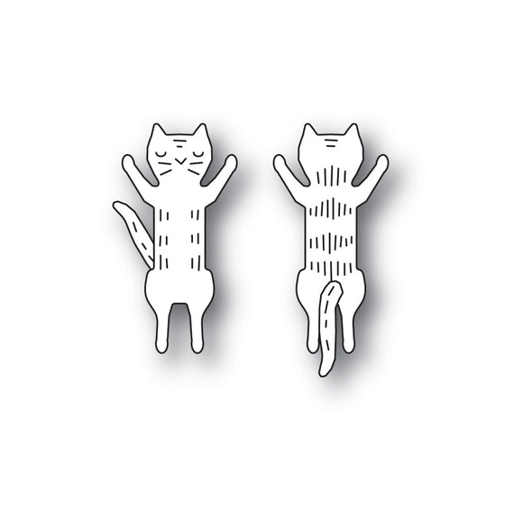 2281 Whittle Jumping Kitty craft die